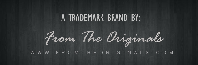 a trademark brand by from the originals